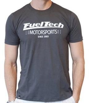 Remera Gris Fueltech Motorsport - Original