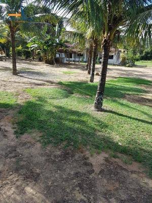 Fazenda Rural À Venda, Zona Rural, Anápolis. - Fa0028