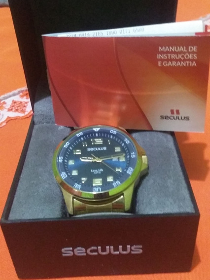 Relógio Tecnus 5a, Original 2 Anos De Garantia