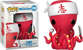 Funko Pop Chef 388 Monsters Original