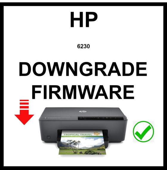Downgrade Firmware Hp 6230 Y Mas ...