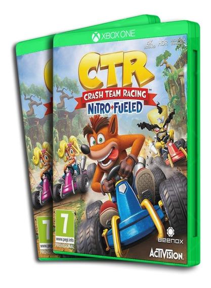 Crash Team Racing Xboxone