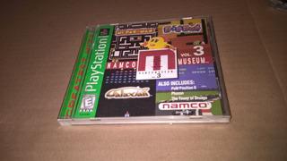 Namco Museum Vol 3 Ps1