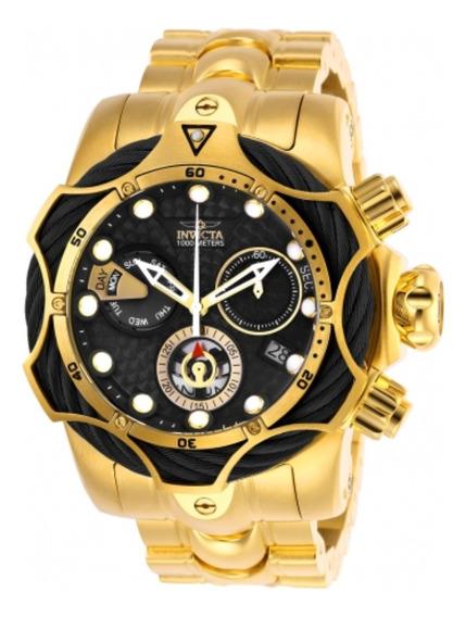 Promoção Relógio Invicta Venom, Modelo 26654 Original