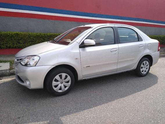 Toyota Etios 1.5 Xs Flex Manual