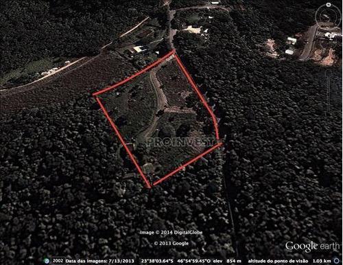 Imagem 1 de 1 de Área Residencial À Venda, Quinta Dos Angicos, Cotia. - Ar0843