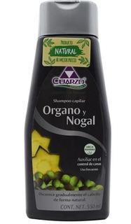 Shampoo Organo Y Nogal 500 Ml