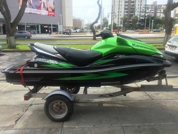 Kawasaki Ultra 260x!