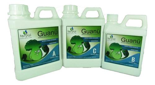 T - Soluciones Nutritivas Hidropónicas, Rinde 200 Litros