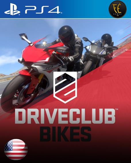 Driveclub Bikes Standalone Ps4 Promoção
