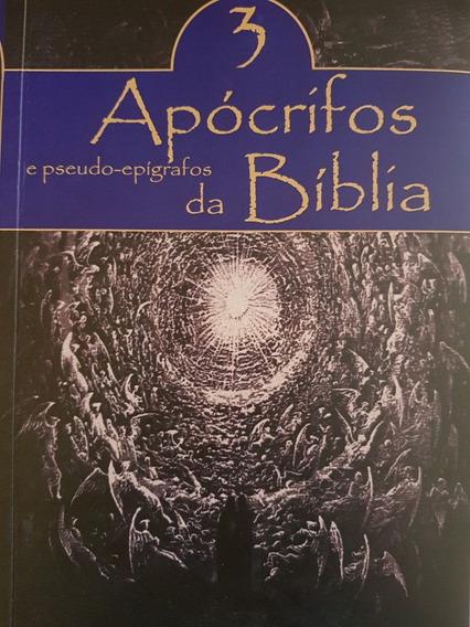 Apócrifos E Pseudo Epígrafos Da Bíblia Volume 3