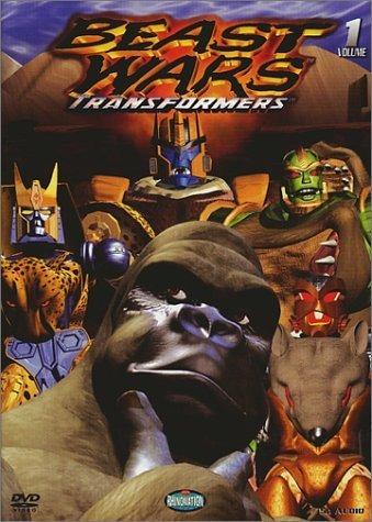 Guerra De Bestias Transformers Serie
