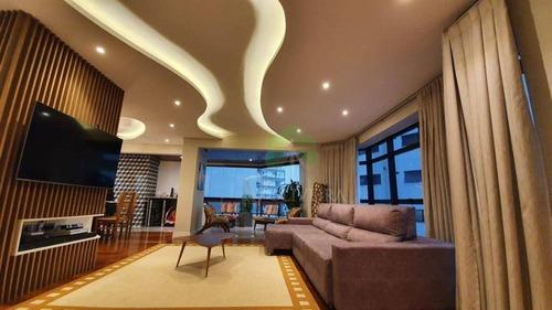 Apartamento À Venda, 181 M² Por R$ 3.200.000,00 - Itaim Bibi - São Paulo/sp - Ap2048