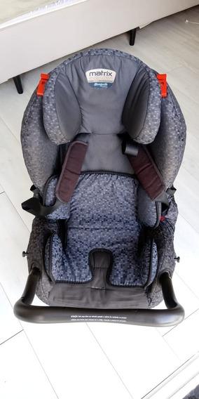 Cadeira Cadeirinha De Carro Burigotto Matrix Usada