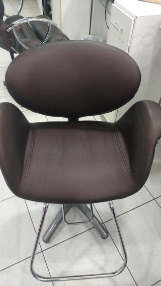 Cadeira De Corte Hidraulica Usada