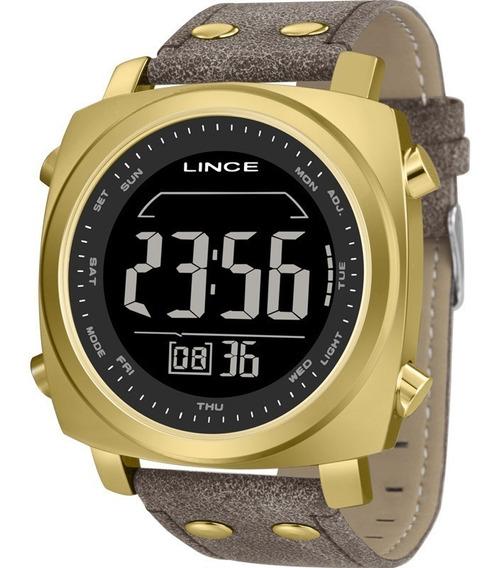 Relógio Lince Masculino Barato Garantia Original Nfe