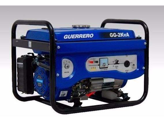 Generador Guerrero 2 Kva Grupo Electrogeno Monofasico