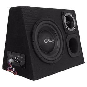 Caixa Trio Completa C/amplif Digital Sub 8 Pol Orion 820 Rms