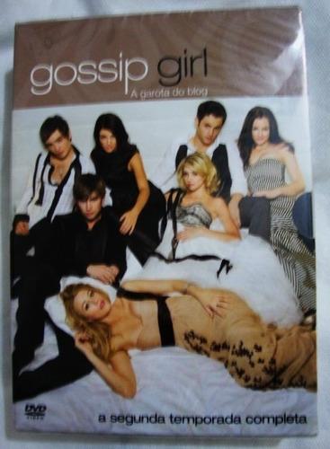 Dvd Gossip Girl A Garota Do Blog Box Lacrado Novo