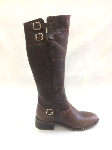 Bota Brazil Country Montaria 7414 F Arena Chocolate/arena Ch