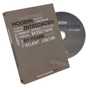 Mágica (dvd)yoann. F - Modern Intricacies (baralho) Download
