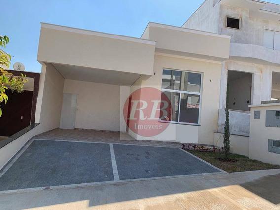 Casa Com 3 Dormitórios À Venda, 128 M² Por R$ 470.000 - Wanel Ville - Sorocaba/sp - Ca0362