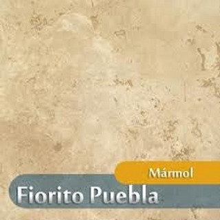Marmol Travertino Fiorito 40x40 Pulido Pisos Y Muros