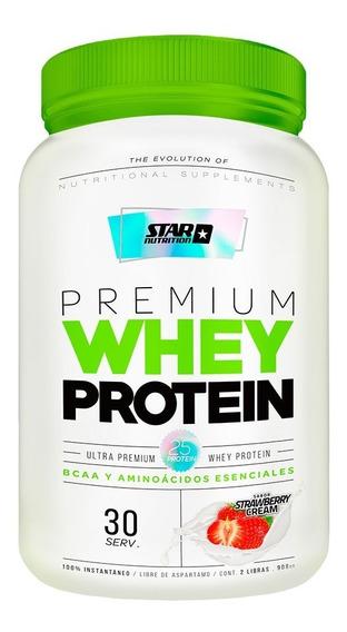 Proteina Whey Star Nutrition 2 Lb
