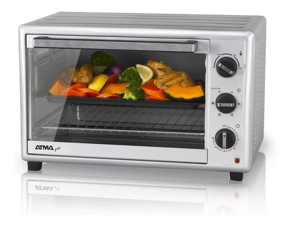 Horno Atma Electrico Hg5010n Con Grill 50lts.