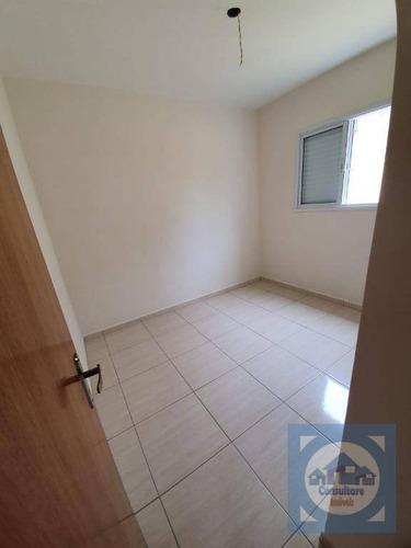 Imagem 1 de 21 de Apartamento Com 2 Dormitórios À Venda, 43 M² Por R$ 183.000,00 - Cidade Naútica - São Vicente/sp - Ap5729