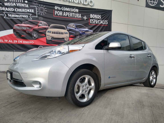 Nissan Leaf 2017 5p Electrico 30 Kwh/90 Kw