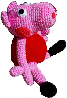 Lanukas: Peppa Pig de Amigurumi   320x218