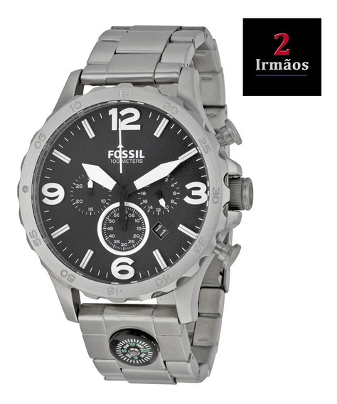 Relógio Fossil Prateado Jr1490/1pn