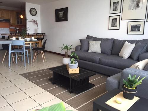 Imagen 1 de 8 de Renta De Apartamento Amueblado En Zona 14 Renta