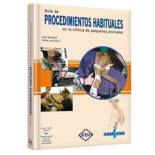 Libro Guía De Procedimientos Habituales - Lexus Editores