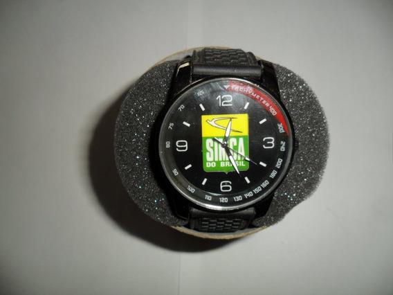 Relógio Com Tema Automotivo, Simca Do Brasil
