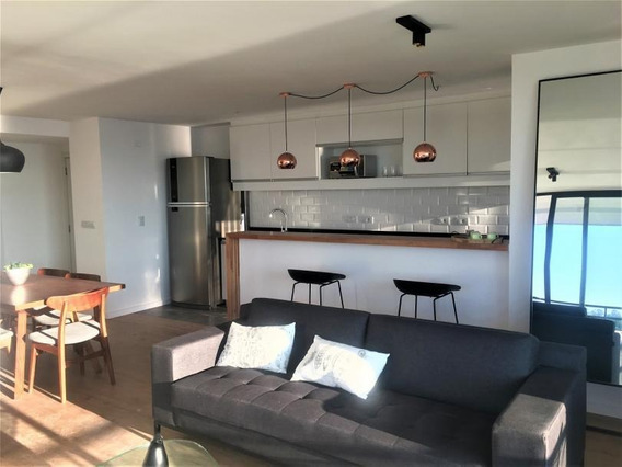 Excelente Apartamento Amplia Terraza Y Hermosas Vistas En Lagos De Carrasco