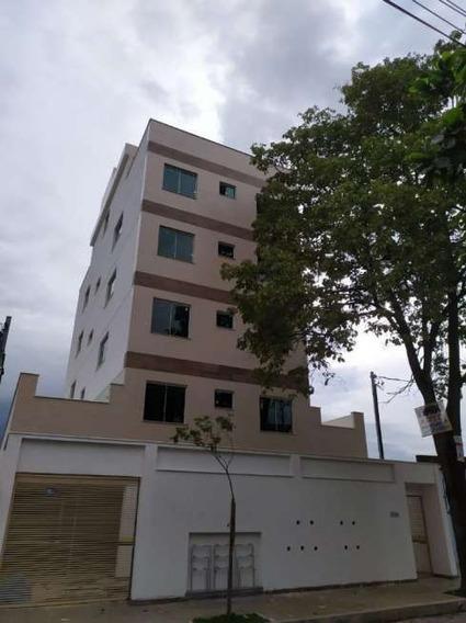 Apartamento Com 2 Quartos Para Comprar No Santa Mônica Em Belo Horizonte/mg - 3841