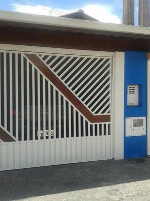 Casa Residencial À Venda, Conjunto Residencial Galo Branco, São José Dos Campos. - Ca0486