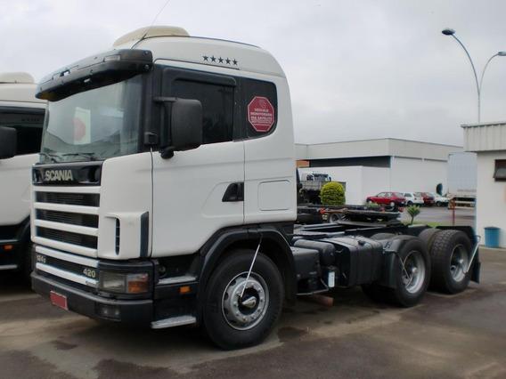 Scania R124 360 - 6x2 - 2003
