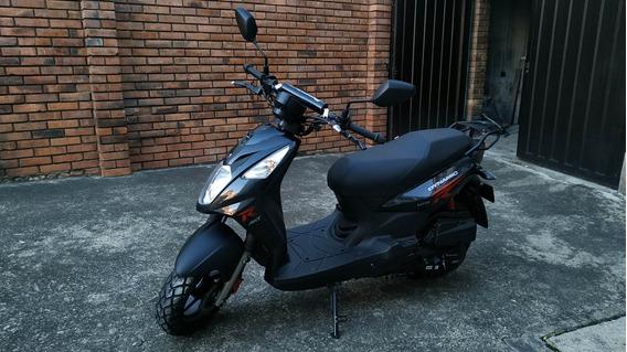Moto Akt Dynamicr 125