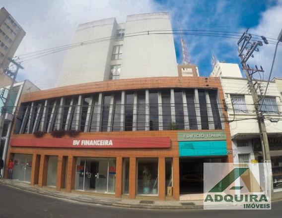 Comercial Sala No Edifício Itália - 3861-l
