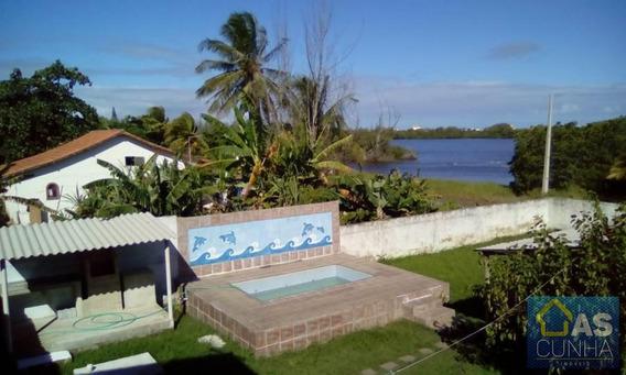 Casa Para Venda Em Araruama, Praia Seca, 5 Dormitórios, 1 Banheiro, 3 Vagas - 203