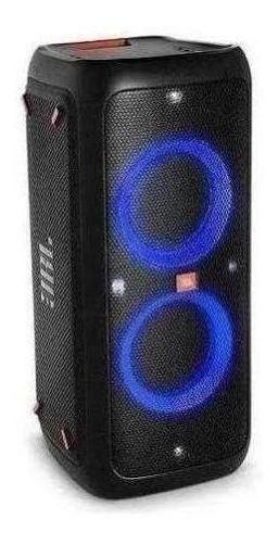 Caixa De Som Jbl Partybox Preta Bluetooth, 300