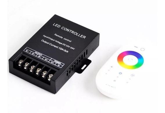 Controladora Led Rgb Touch Táctil Radio Frecuencia