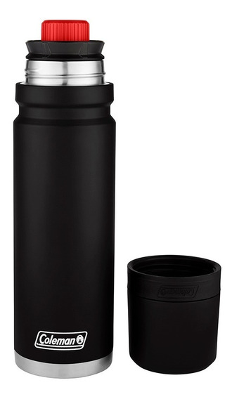 Termo Coleman Acero Inoxidable Matero 700 Ml. Black Sand