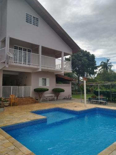 Casa À Venda, 450 M² Por R$ 1.200.000,00 - Residencial Vale Das Nogueiras - Americana/sp - Ca0918