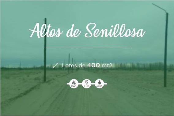 Terreno En Venta Altos De Senillosa Neuquén 402m2