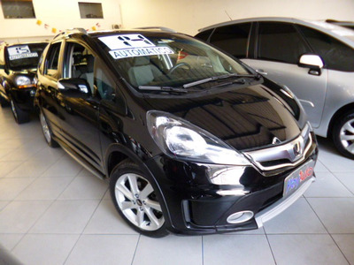 Fit 1.5 Aut Twist Flex 2014 Preto
