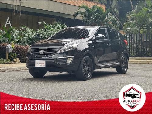 Kia Sportage Revolution At - Autosport Medellín